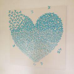 trouwcadeau #muurdecoratie #familiecadeau #babykamer decoratie ...