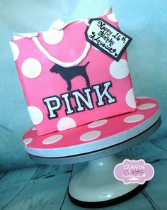 Victoria S Secret Pink Cake