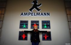 #Ampelmann