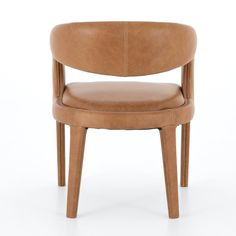 Hawkins Dining Chair in Various Colors Unique Furniture, Dining Furniture, Furniture Design, Eclectic Chairs, Leather Dining Chairs, Dining Nook, Burke Decor, Strike A Pose, Mindful Living