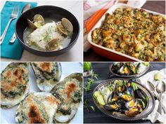 20 Clam, Oyster, and Mussel Recipes for Shellfish Lovers - We have 20 recipes to help you take advantage of peak season, from clam chowder two ways and oyster stew to French- and Thai-inspired steamed mussels.