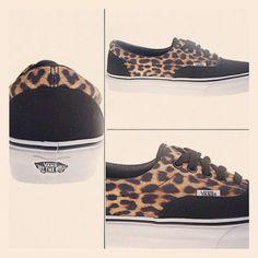 89083559dd4a Vans Era Leopard   Follow My SNEAKERS Board!