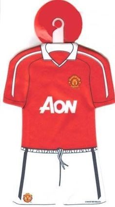 4acec0265 Manchester United Official - Car Window Accessory - MUFC Mini Kit Hanger  Mascot in Vehicle Parts