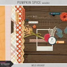 Free Pumpkin Spice M