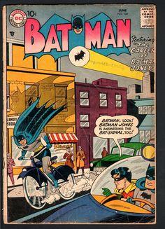 Bicycle Batman