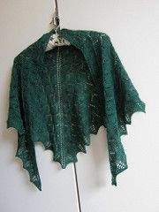 Ravelry: Green River Shawl pattern by maanel