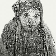 Christoffer Relander's  perfect double exposure