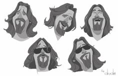 the+dude+expressions.jpg (1600×1035)