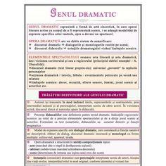 Genul liric (I) School, Roman, Printable, Children, Birthday, Languages, Literatura, Young Children, Boys