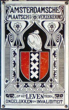 Symetrisch - 1915, Jugendstil