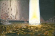 Lehi's Dream Vision   Roger Sorenson   Oil on canvas   2001    When the Lord teaches, He teaches using symbols. It was so throughout Old...