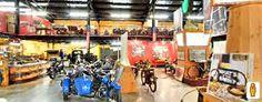 Wheels Through Time Museum  (Clicca sulla foto per aprire il tour virtuale)