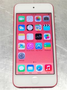 Apple iPod Touch 5th Generation 32GB Pink MC903LL/A #Apple
