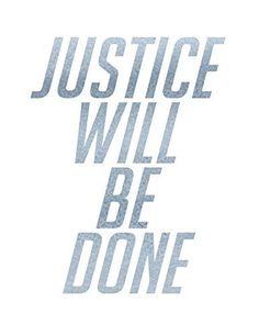 Overwatch Poster Reinhardt Justice Will Be Done Watercolor Wall Decor
