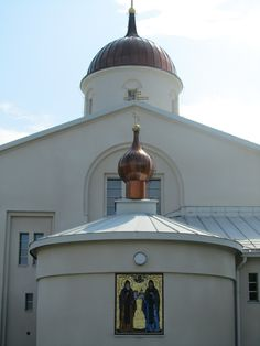 Visiting the New Valamo Monastery in Heinävesi, Finland. They also have tradition of winemaking. http://www.valamo.fi/en.html
