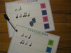 Notable Music Studio: Dueling Dice!