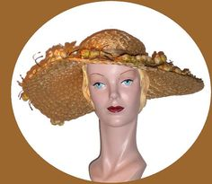 1920's Hat  by Shapoes