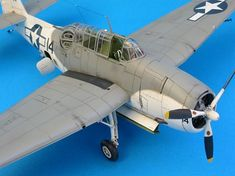 "1/48 Accurate Miniatures TBF 1-C Avenger by Piotr ""Lestat"" Puchowski"