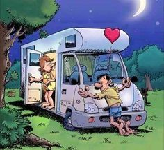 Have you hugged your RV today? #rvhumor #funnyrv #campingjokes