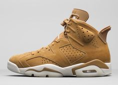 "Air Jordan 6 ""Wheat"