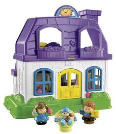 Fisher Price Happy Sound Home 40