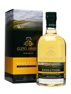 The follow up to Revival, Glenglassaugh's Evolution is a limited release showcasing their spirit's interaction with ex-Tennessee whiskey casks, having matured in barrels that used to contain George...