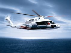 The new Sikorsky S-76D™ helicopter is an intermediate class aircraft drawing from more than 30 years of experience.