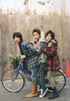 Masaki / Satoshi / Kazunari