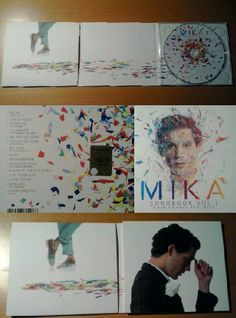 Mika Songbook Vol 1 art