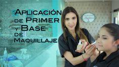 Diplomado Básico: Cómo aplicar Primer y Base de Maquillaje (Lección 3) -...