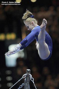 Swiss Cup 2011 Anna Dementieva gymnast gymnastics n.12 #KyFun