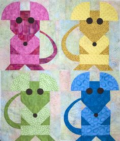 MICE QUILT AND THINGS.............PC