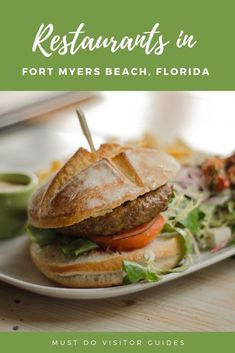 Top places to eat at on your beach vacation to Sanibel Island, Captiva, Fort Myers, and Fort Myers Beach, Florida. | Must Do Visitor Guides | MustDo.com #restaurant #sanibel #captiva #ftmyersbeach #fortmyersbeach #florida #placestoeat #vacation #beachvacation Fun Cooking, Cooking Tips, Sanibel Island Restaurants, Fort Myers Restaurants, Fort Myers Beach, Fresh Seafood, Florida Vacation, Florida Travel, Best Places To Eat