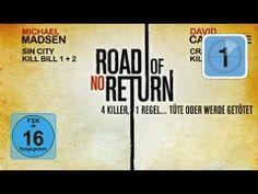 Road of No Return *HD* (Action Spielfim mit David Caradine und Michael Madsen)