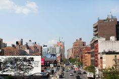 New York, Summer 2013 - Map & Menu