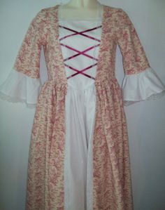 Colonial women 39 s fashion yes there would be garments for Best custom made dress shirts online