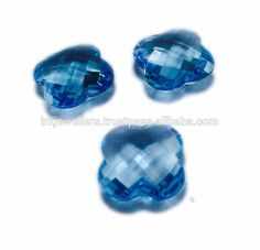Best Quality Natural Swiss Blue Topaz Loose Fancy Cut Loose Gemstone