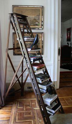 Books .. more ladder love!