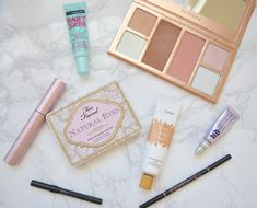 Happy Friday! Last week I shared my favorite skin care products and today I am sharing my favorite makeup products. Like my skin care routing, my make up is nothing fancy. I don't use a ton o…