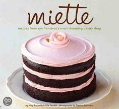 Miette Bakery Cookbook - Amazon 17.95, Bol 22.99
