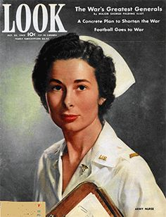 Magazine October 20, 1942 Army Nurse « She Remembers Pearl Harbor