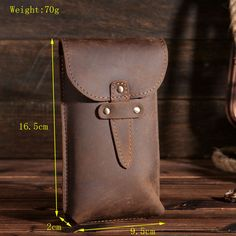 Aliexpress.com : Buy Vintage Retro Men's Genuie Cowhide Leather Waist Bag Hip Bum Belt Loops Purse Wallet Phone Pocket Pouch For Men B2096 50% from Reliable pouch for men suppliers on Neweekend Official Store
