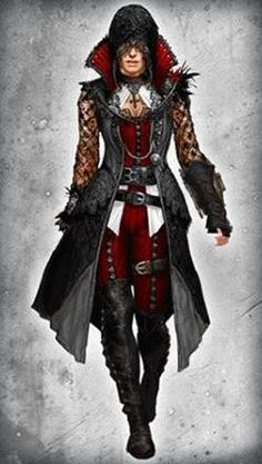 Evie Frye - Assassin's Creed