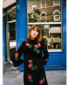 """Alexa Chung launched the autumn collection """"Prom... - Alexa Chung"""