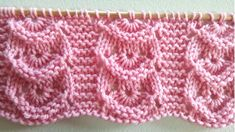 Interesting Wave Stitch - Tutorial (Beautiful Skills - Crochet Knitting Quilting) - image for you Easy Sweater Knitting Patterns, Knitting Charts, Knitting Stitches, Baby Knitting, Knitting Videos, Knitting Projects, Crochet Crafts, Fabric Crafts, Crochet Owls