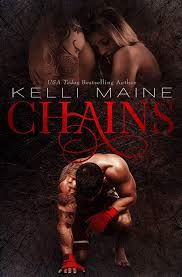 Chains (Cover) - ebook erotica - Kelli Maine BUY LINKS Barnes & Noble: http://www.barnesandnoble.com/w/chains-kelli-maine/1120367105?ean=2940150429826 Amazon: http://www.amazon.com/Chains-MMA-Romantic-Suspense-Novel-ebook/dp/B00MSXOA80 Kobo: http://store.kobobooks.com/en-US/ebook/chains-10 iTunes: https://itunes.apple.com/us/book/chains/id920079534?mt=11