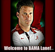 Welcome to Bama Lane