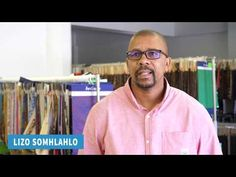 Conventional textile designer, Lizo Somhlahlo, explains what inspires his shweshwe designs. He has been working for Da Gama Textiles for 13 years and tells u.