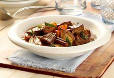 Einfach Lecker » Griechisches Stifado » Finden Sie leckere Rezeptideen für jeden Tag, die Ihnen das tägliche Kochen leichter machen. » Einfach Lecker
