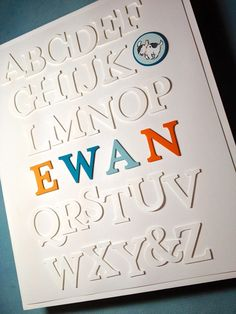 Typset Alphabet Bigz Die Ellen Woodbridge Independent Stampin Up!® Demonstrator Australia